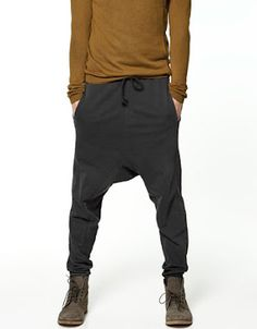 I want pants like this. Not sure why haha!