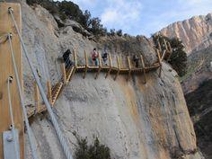 Camino del Siegué (Huesca) Aragon, Alex Ross, What A Wonderful World, Homeland, Landscape Architecture, Trekking, Wonders Of The World, Trail, Landscapes