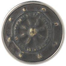 wheel - Das Rad ist eines der ältesten Symbole im Buddhismus. Es steht für das größte Glück, dass ein Mensch erreichen kann.