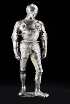 Full armor, German to 1510.