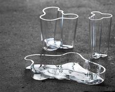 """Wellendesign: Aalto-Vase """"Savoy"""" von Iittala - Bild 7 - [SCHÖNER WOHNEN]"""