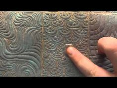 ▶ Quilting background fills. - YouTube. Adam Chenevert shows 25 different background fills on this video.