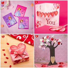 Create a nice gift for Valentine's Day