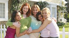 Desperate Housewives is by far one of my favorite TV shows