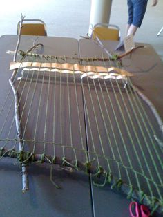 Prayer loom: weave prayer petitions and begin selecting individually or groups Prayer Wall, Prayer Room, Youth Devotions, Large Embroidery Hoop, Lent Prayers, Healing Books, Prayer Stations, Prayer Garden, Youth Ministry