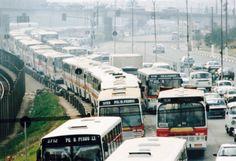 Ônibus - ANOS 90 São Paulo