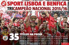 #Tricampeões35 (@SLBenfica) | Twitter