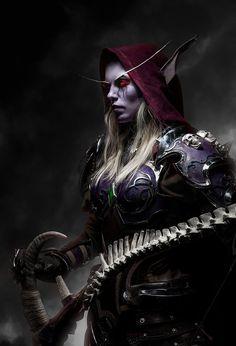 ArtStation - World Of Warcraft : Sylvanas Windrunner, Aku 悪 World Of Warcraft, Warcraft 3, Bruno Mobile Legends, Lady Sylvanas, Banshee Queen, Dc Comics, Sylvanas Windrunner, Warcraft Characters, Heroes Of The Storm