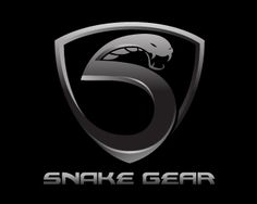 """Snake Gear Logo design - combining two different elements, the first is """"the cobra snake"""" which looks frightening, dangerous, venomous. And the second element is """"the shield"""" which means solid and strong. Making """"Snake Gear"""" logo into a strong unity. This logo can be used for business such as automotive, community/foundations, fashion/apparel, technology, security services, sports, or maybe construction, etc Price $300.00"""