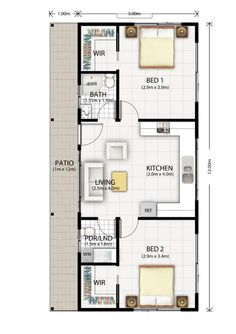 Top 517 Best Images About Tiny House Blueprints On, Top Ideas Flat Layout