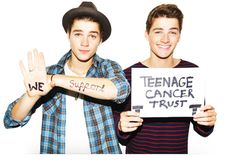 harrycrowder: Jack & Finn Harries for Teenage Cancer Trust Prizeo Campaign, photographed by myself, Harry Crowder. The very talented Harry Crowder took this for our Teenage Cancer Trust campaign. Jack And Finn Harries, Jack & Finn, British Youtubers, Best Youtubers, Ricky Dillon, Joey Graceffa, Connor Franta, Joe Sugg, Tyler Oakley