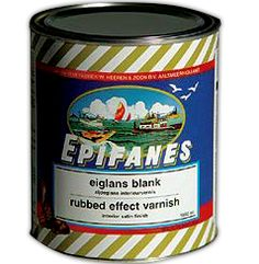Rubbed Effect - Epifanes NA Inc.
