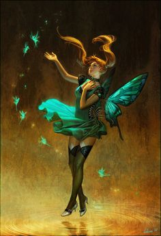 irish fairy