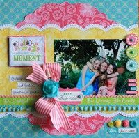 A Project by justlisa from our Scrapbooking Gallery originally submitted 08/22/10 at 10:00 PM