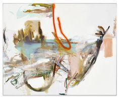 Albert Oehlen: Untitled, 2014