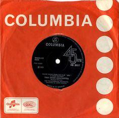 "Original Soundtrack Thus Spake Zarathustra 7"" vinyl single (7 inch record) UK OST07TH620813"