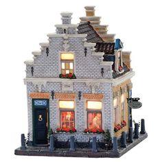 Huis de halve Zwaan - Dickensville Elfsteden - Workum