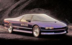 Chevrolet XT-2 Concept (1989)