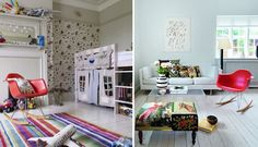 Ideas para decorar tu hogar en Habitissimo Eames Rocking Chair, Country Kitchen, Kitchen Interior, Kids Rugs, Dining, Bed, Kitchens, Ideas, Interiors