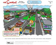 Episode Guide, Character Profile, Design Museum, Theme Song, The Simpsons, My Chemical Romance, Web Design, Jokes, Animation