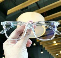9dfefeec53 2018 Fashion Women Glasses Frame Men Transparent Eyeglasses Frame Vintage  Square Clear Lens Glasses Optical Spectacle Frame