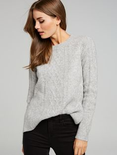 Knitwear & Cardigans for Women - Cardigans, Sweaters & Roll Neck, Cardigans For Women, Cable Knit, Knitwear, Jumper, Pullover, Knitting, Stylish, Chic
