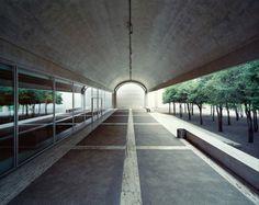 Kimbell Art Museum. Fort Worth, Texas. 1972. Louis Kahn