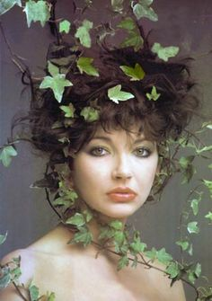 "Kate Bush.-""It wouldn't take me long, to tell you how to find it, to show where I'll be.  Go into the garden, go under the ivy. under the leaves...away from the party"""