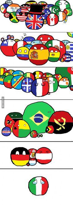 Language families. - 9GAG