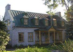Maisons anciennes: Beauport, Québec