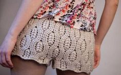 1895.- Ropa: Sexy crochet | Labores en Red