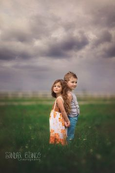 Trey & Maren weathering the storm…. » Sandra Bianco Photography