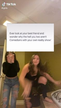 Funny Vid, Funny Clips, Stupid Funny Memes, Funny Relatable Memes, Haha Funny, Funny Quotes, Best Friends Whenever, Just Good Friends, Real Quotes