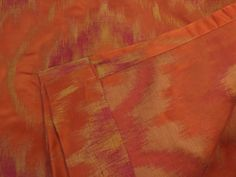 PRODUCT TYPE:  DAMASK  Fabric  MANUFACTURER: #Beacon Hill  CATEGORIES:Silk #Fabric , Damask Fabric, #Natural Fabric , #Luxury Fabric  ORIGIN: India  PATTERN NAME:   Sk... #fabric #toile #printed #ikat #yardage #blue #supplies #beacon #hill #royal #glimmer #natural #luxury #india #clay #orange
