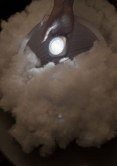 Wolke-Lampen zum selber basteln
