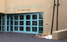 New Mexico History Museum, photo Steve Collins