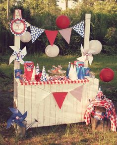 Sale off of july favors party horns noismakers happy birthday Blue Birthday Parties, July Birthday, Blue Party, Happy Birthday, 4th Of July Party, Fourth Of July, Firework Stands, 4th Of July Photography, Family Photography