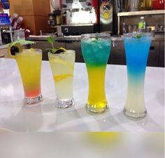 All bubble tea flavors are made by shiningwell products. including syrup, yogurt, juice etc. Boba Tapioca Pearls, Taro Bubble Tea, Bubble Tea Flavors, Bubble Boba, Non Dairy Creamer, Tea Powder, Tea Companies, Hurricane Glass