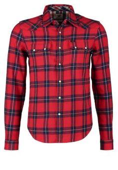 RIDER - Koszula - czerwony
