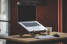 The world's most portable, lightweight, eye-level laptop stand elevates your screen for good ergonomic posture. Height-Adjustable, Folding Design, Easy to Use