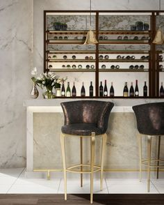 The Deliciosa bar stool's exotic design is enhanced by the extravagant iridescent croc-print fabric. Revisit the dazzling world of this exquisite confection, by our partner @bykoket, which embraces you with its heavenly curves and luscious accents.  #bocadolobo #passioniseverything #luxuryfurniture #design #furniture #exclusivedesign #creativedesign #bykoket #barideas #exoticdesign #barstool