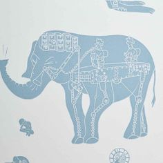 """""""How it Works"""" White Wallpaper by PaperBoy"""