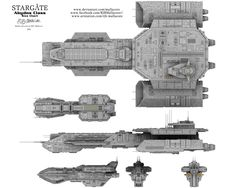 Stargate Ships, Space Warfare, Space Series, Sci Fi Spaceships, Spaceship Concept, Atlantis, Great Britain, Galaxies, Discovery
