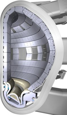 Vacuum Vessel Cross-Section Magnetic Generator, Nuclear Technology, Future Energy, Steel Wall, Electrical Engineering, Vacuums, Flying Saucer, Larger, Solar