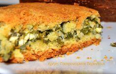 Άνοιγμα με το χέρι, χωρίς πλάστες και πλαστήρια! Μια από τις πιο δημοφιλείς συνταγές του blog είναι η συνταγή της εύκολης τυρόπιτας. Το κατανοώ. Δεν έχουμε πάντα το χρόνο για σύνθετες ζύμες και φύλλα, για πλάστες και πλαστήρια. Αφήστε που οι πιο νέες νοικοκυρές έχουν σίγουρα πιο πολλές δουλειές από … Greek Cooking, Fun Cooking, Cooking Recipes, Vegetarian Side Dishes, Vegetarian Recipes, Greek Cheese, Greek Sweets, Savoury Baking, Bread And Pastries