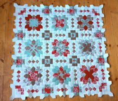 Lucy Boston 'Patchwork of the Crosses' tutorial – PART 2