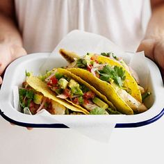 Health.com: 25 Low-Fat Mexican Food Recipes  From tacos to enchiladas, healthier ways to create your favorite Mexican food classics.