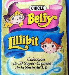 Los chicles de Belfy y Lillibit
