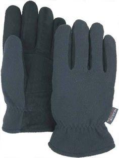 Majestic 1665 Deerskin Split Driver Gloves Heatlok Lined (DOZEN)