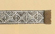 Simetrías – Hileras – Sello Quimbaya Pattern Images, Pattern Art, African Logo, African Design, Henri Matisse, Native Art, Body Painting, Stencils, Arts And Crafts